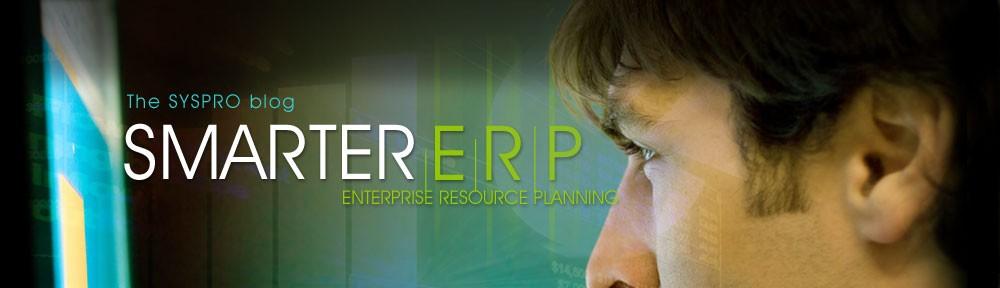 SYSPRO Smarter ERP Blog